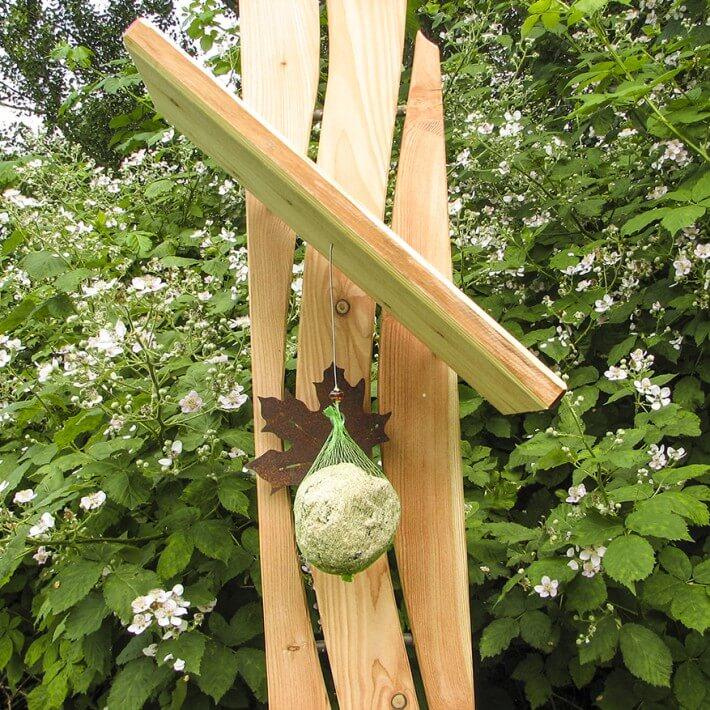 .... und eine attraktive Anlaufstelle für das Gartenvolk